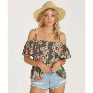 Billabong Summer Sunsets Top S